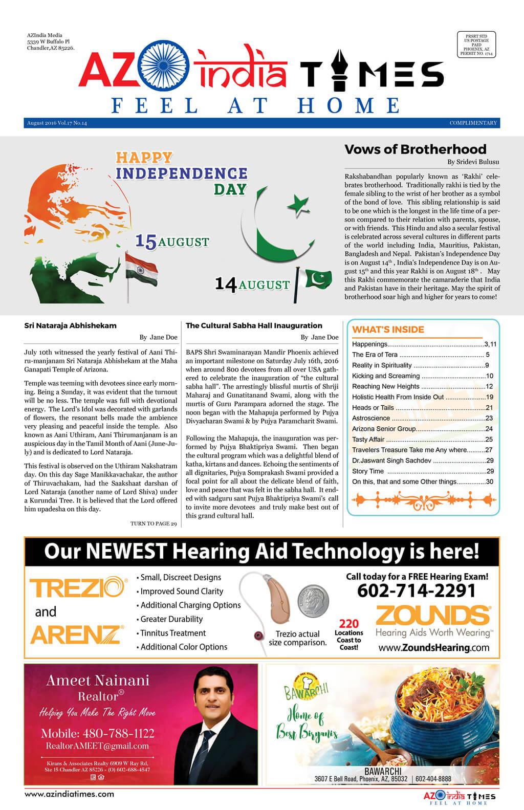 az-india-times
