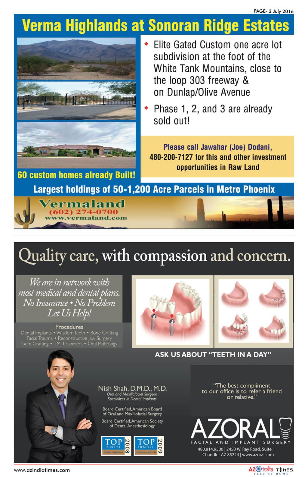 AZ INDIA NEWS PAGE-2