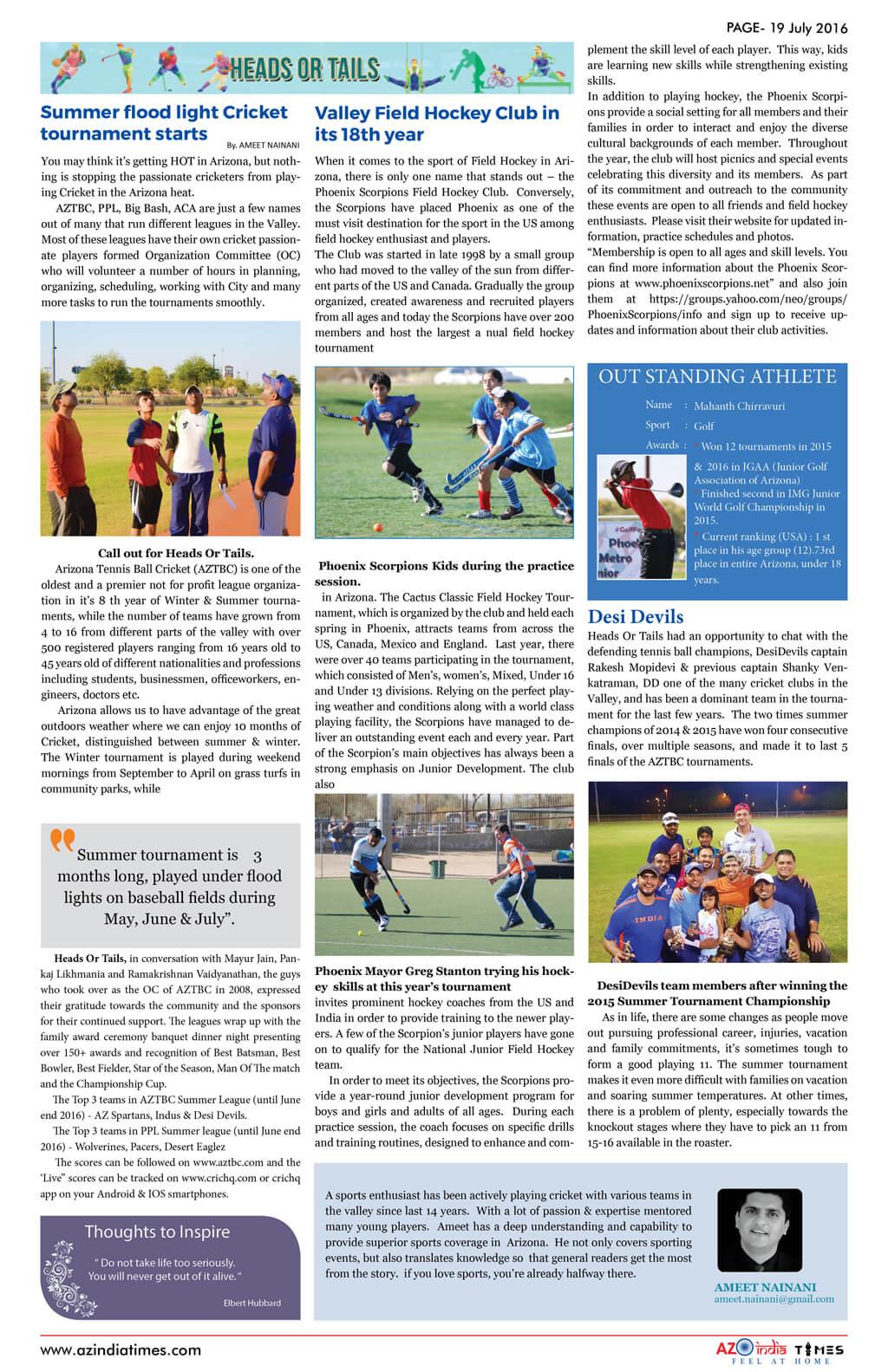 AZ INDIA NEWS PAGE-19