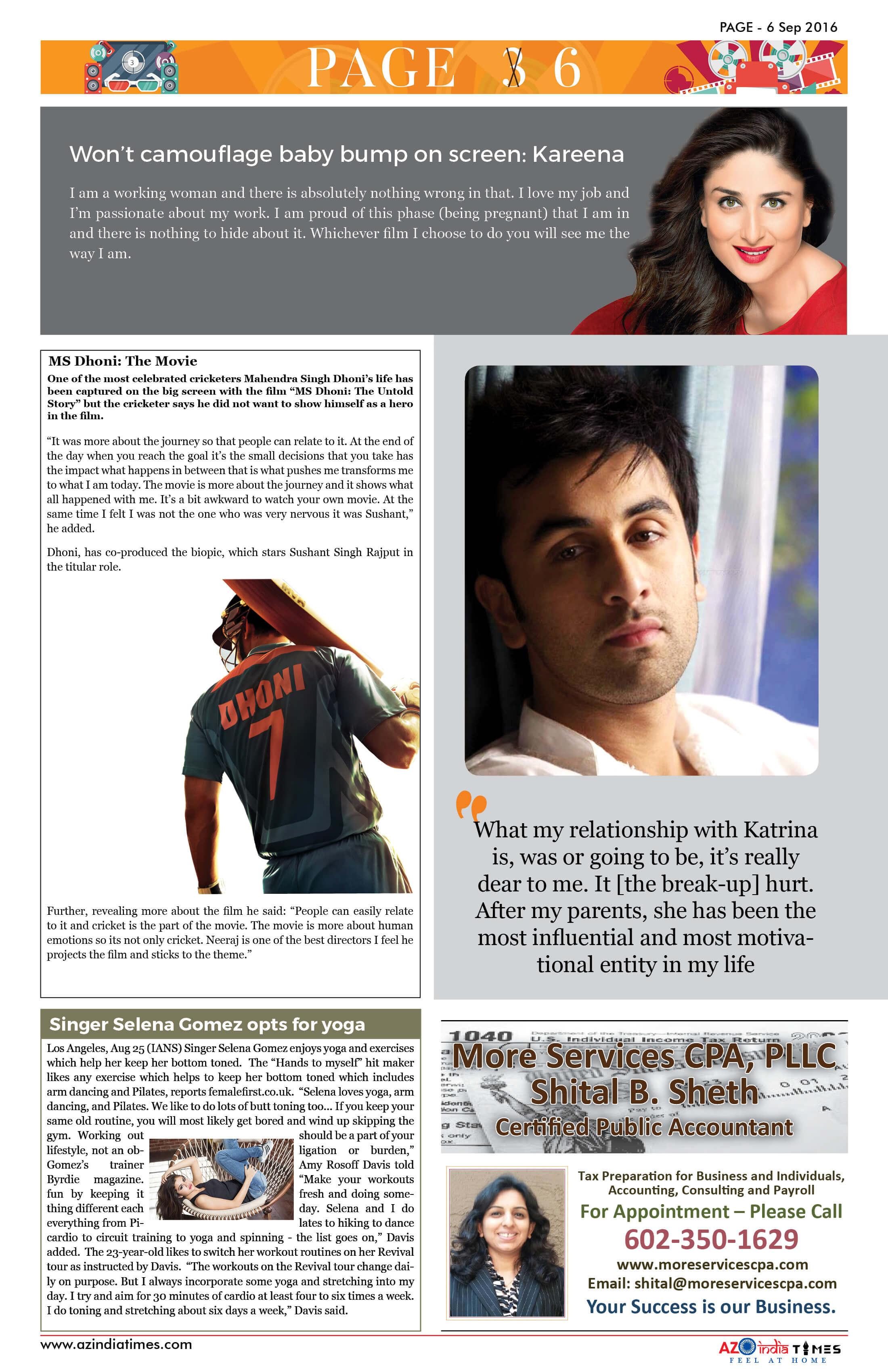 final art work september  az india news paper6