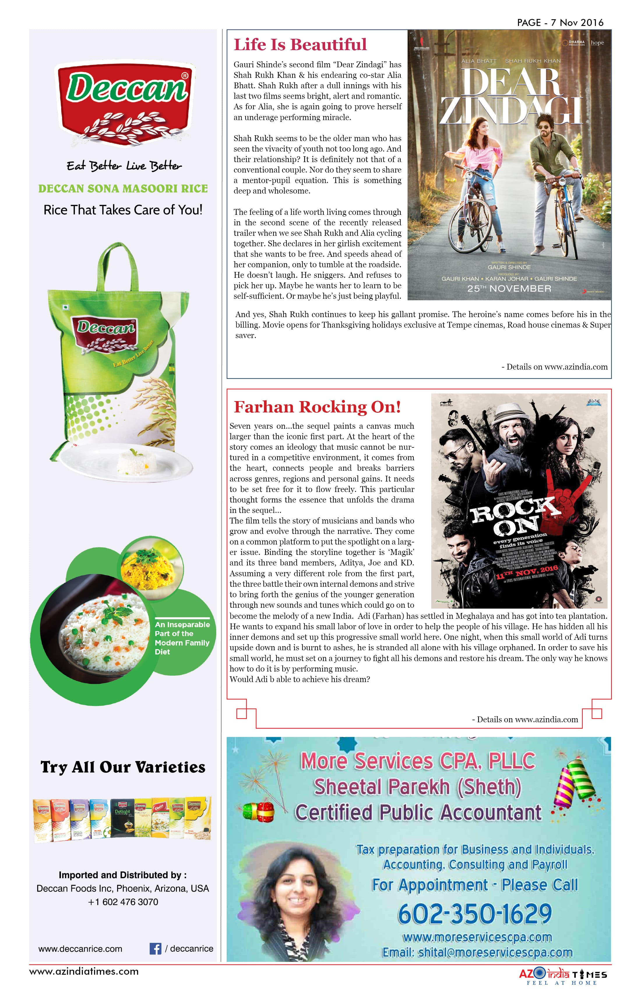 AZIndia November Edition7