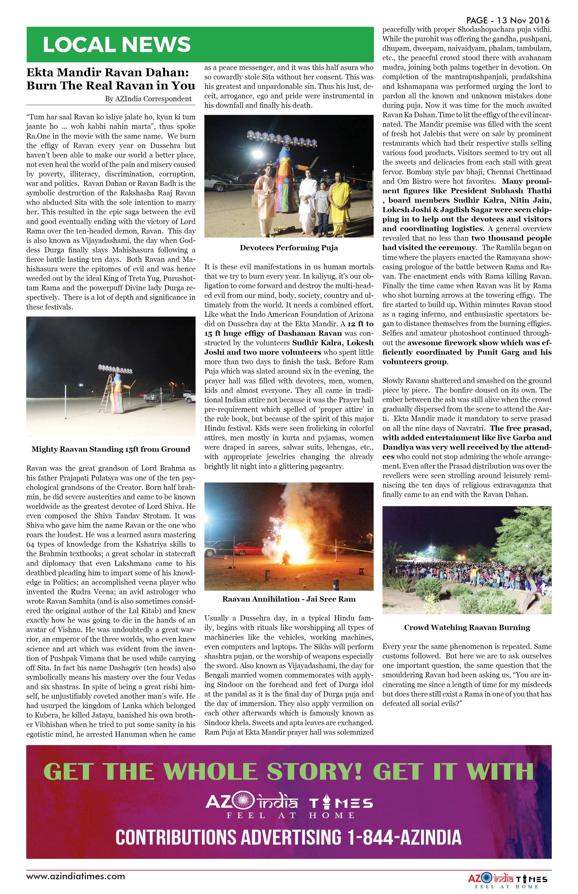 AZIndia November Edition13