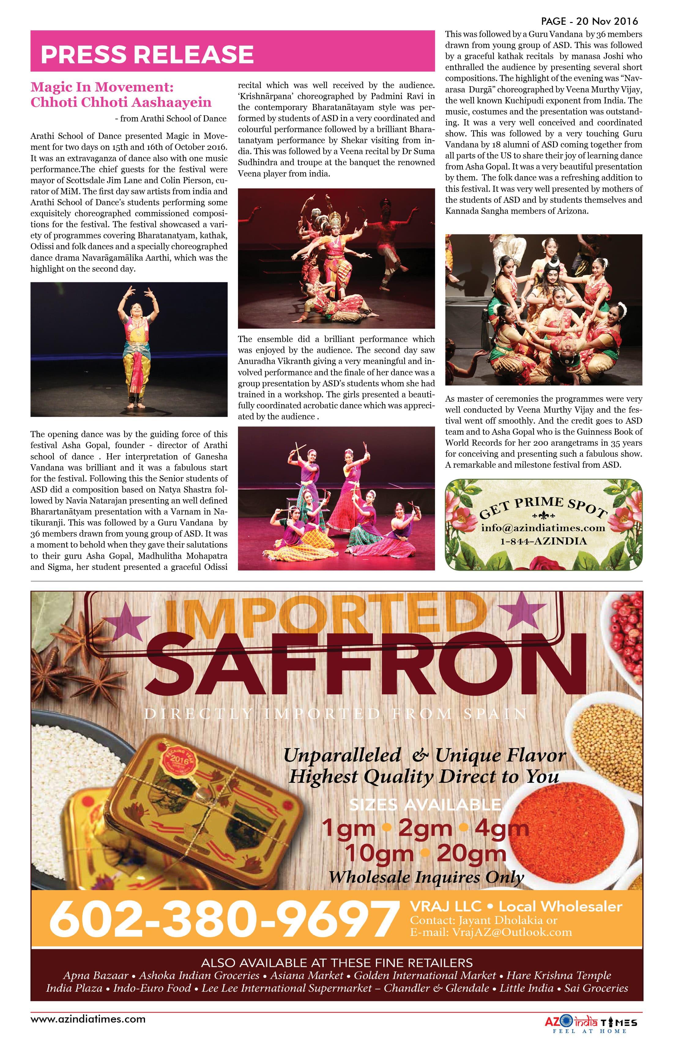 AZIndia November Edition20