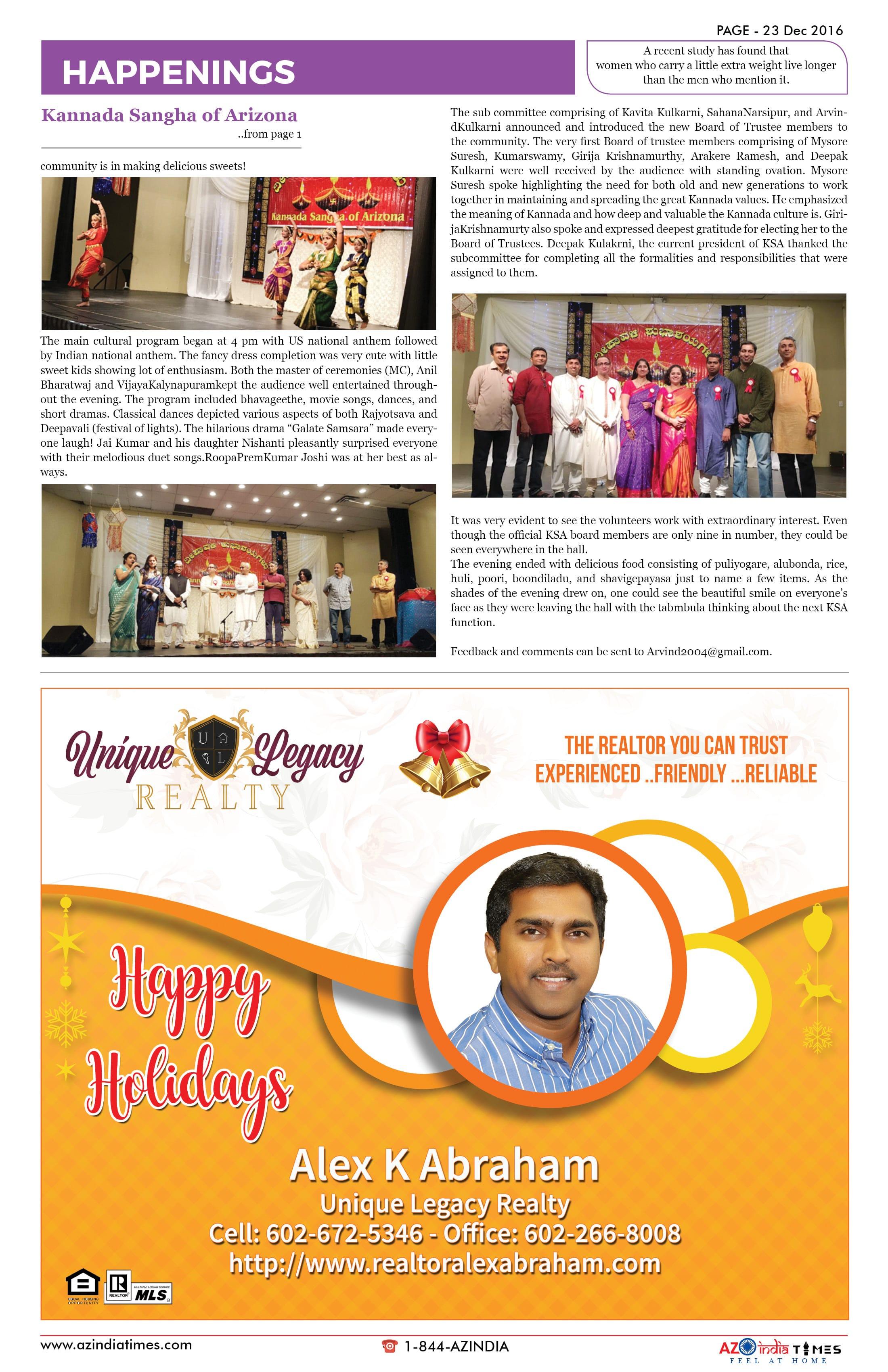 AZ INDIA DECEMBER EDITION 23