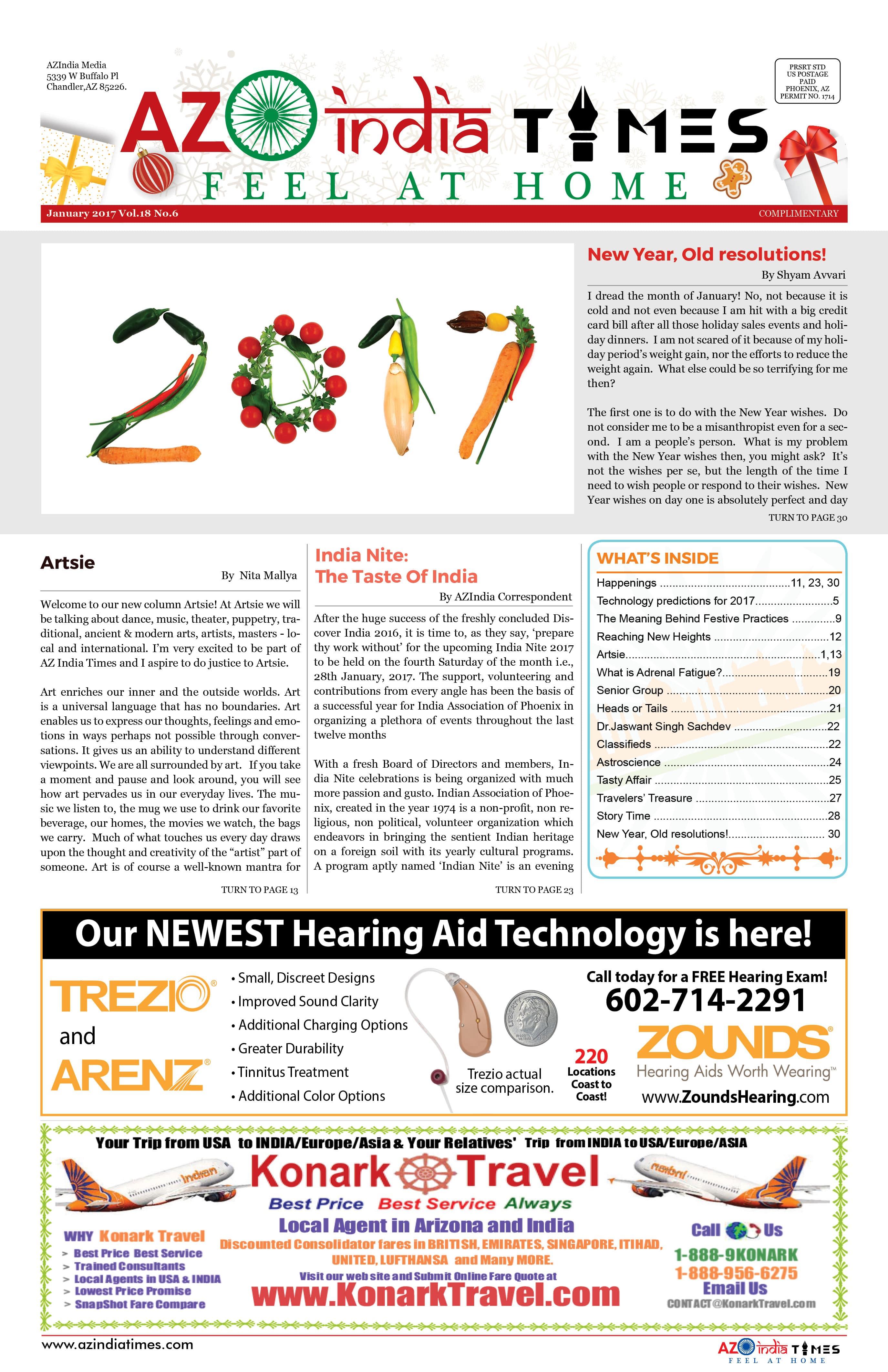 AZ INDIA JANUARY EDITION-1