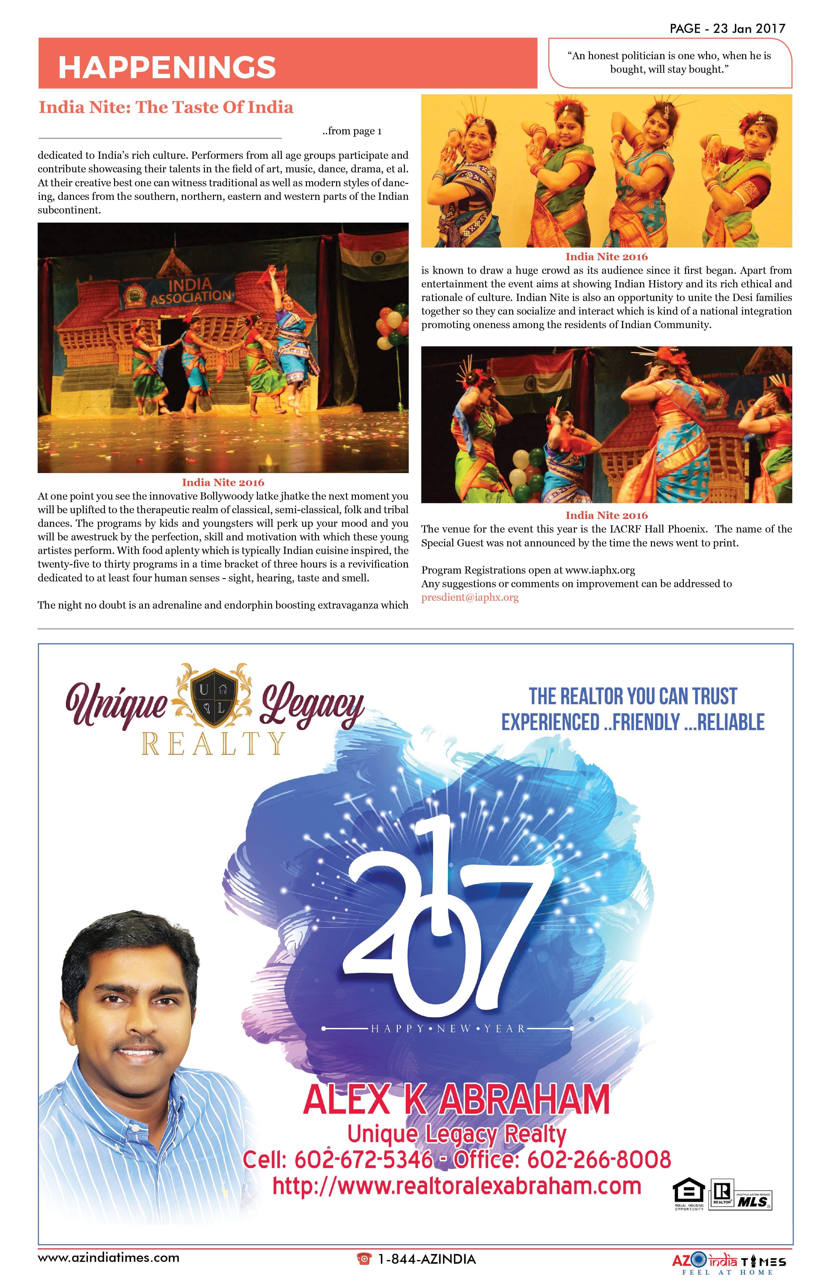 AZ INDIA JANUARY EDITION-23