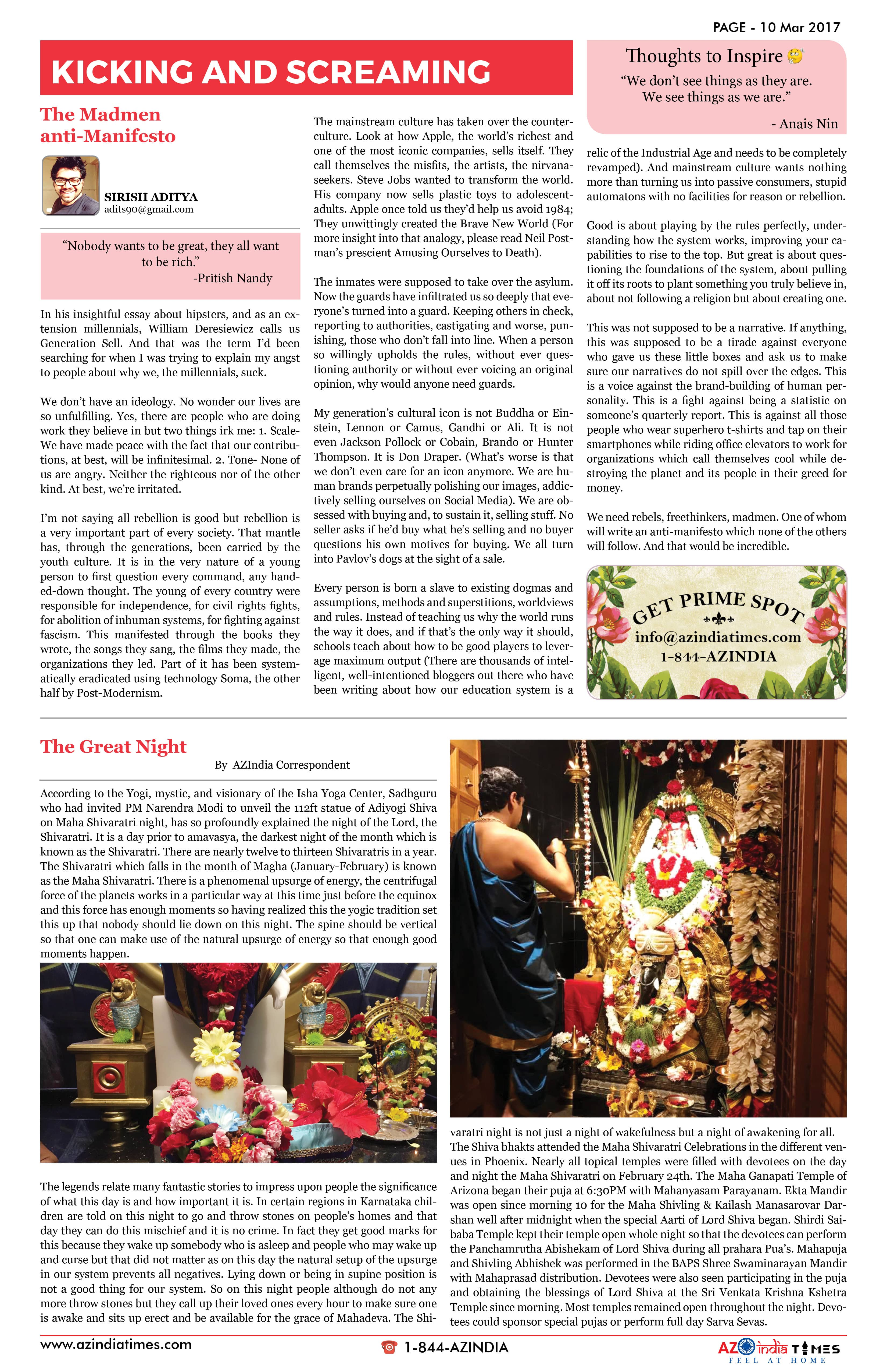 AZ INDIA MARCH EDITION  10