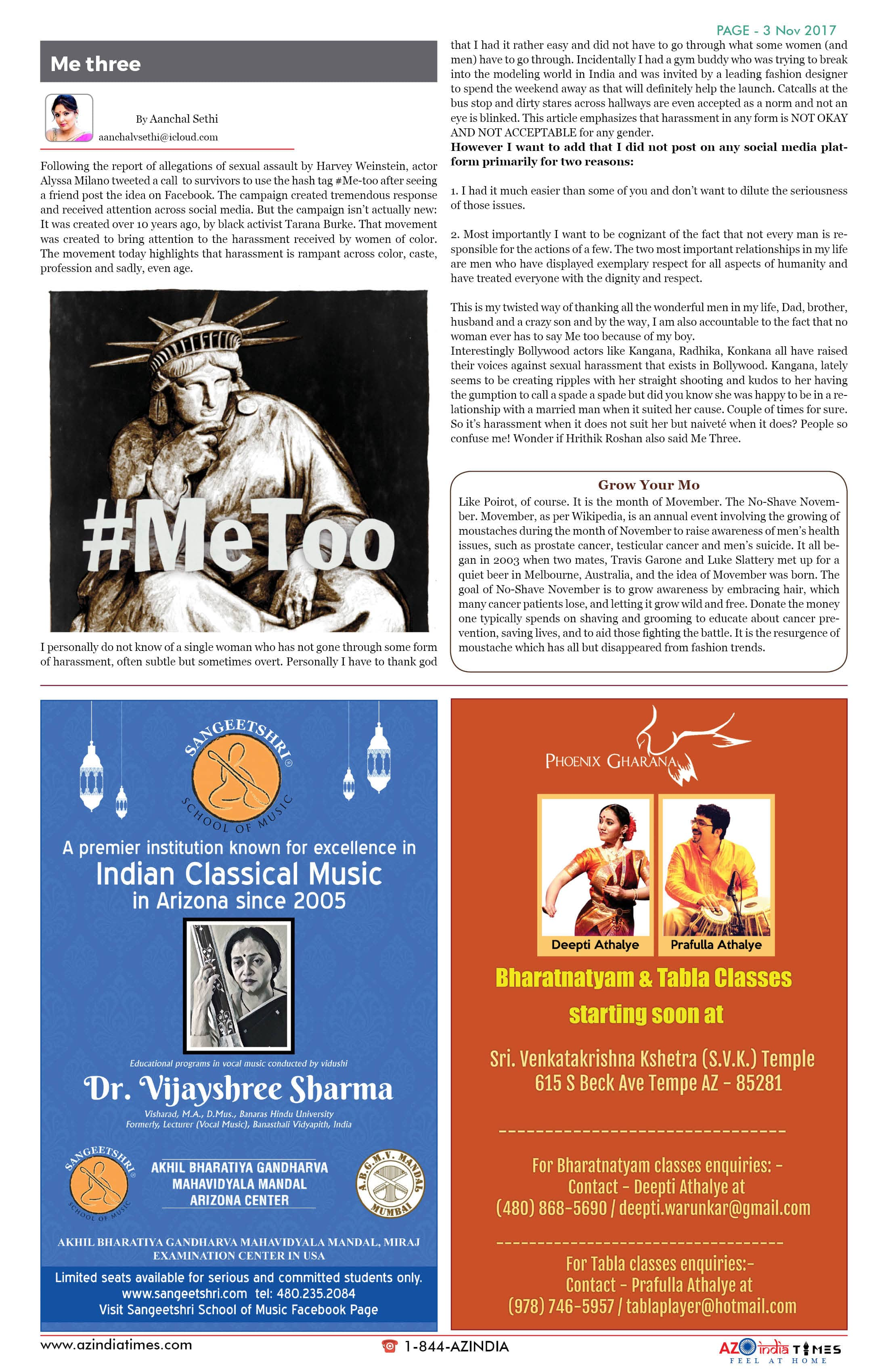 AZ INDIA TIMES NOVEMBER EDITION3