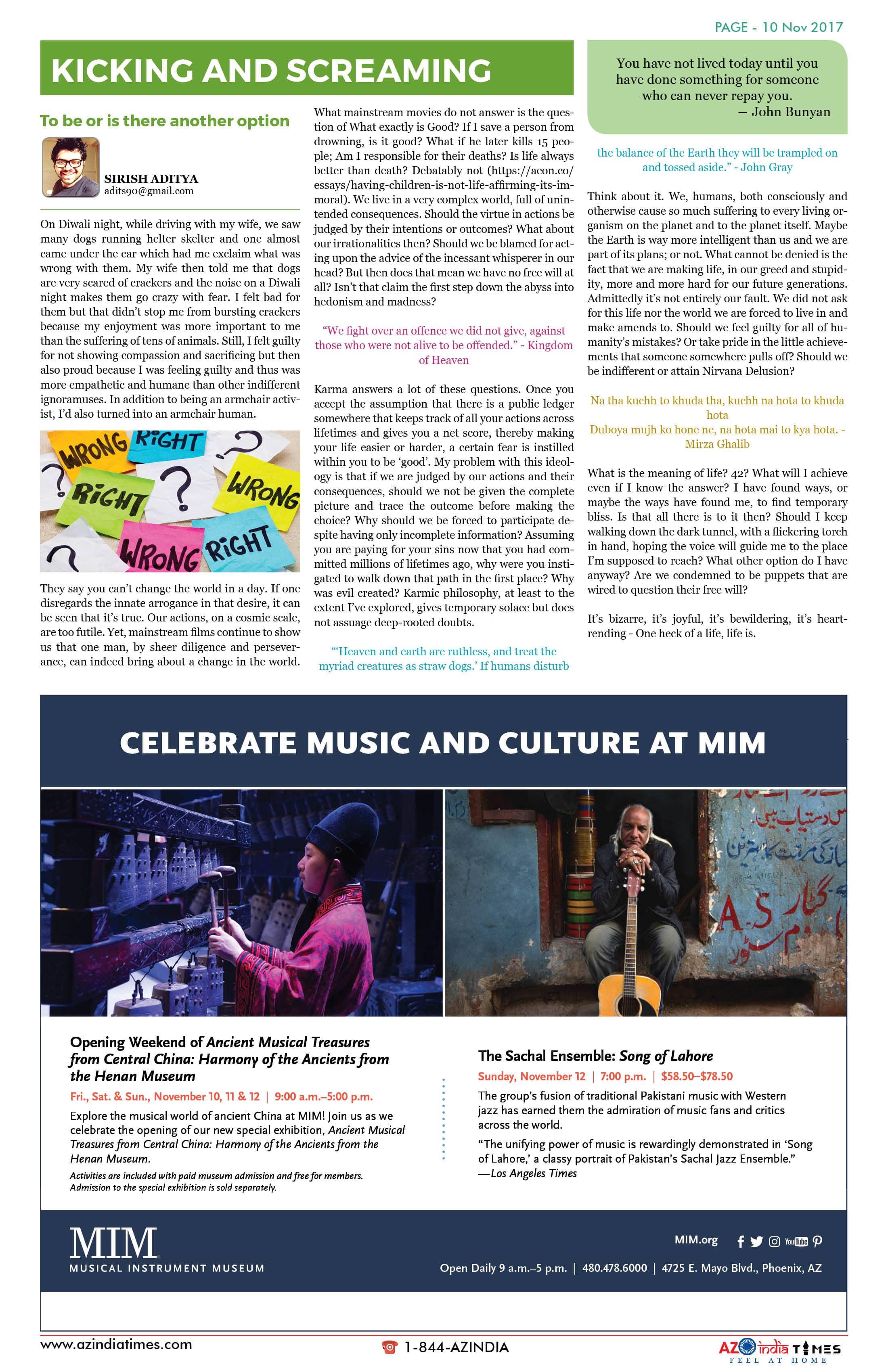 AZ INDIA TIMES NOVEMBER EDITION10