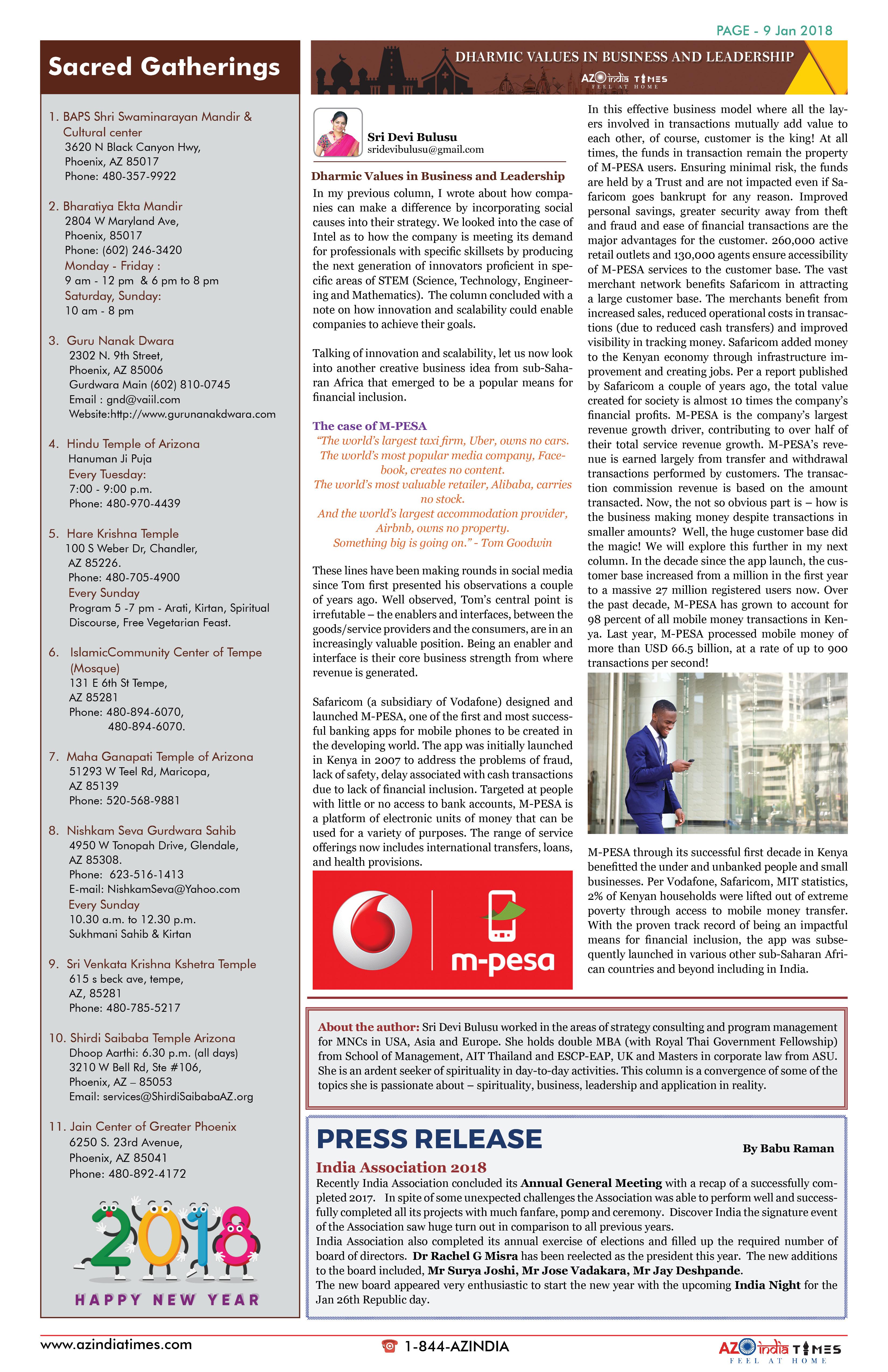 AZINIDA TIMES JANUARY EDITION9