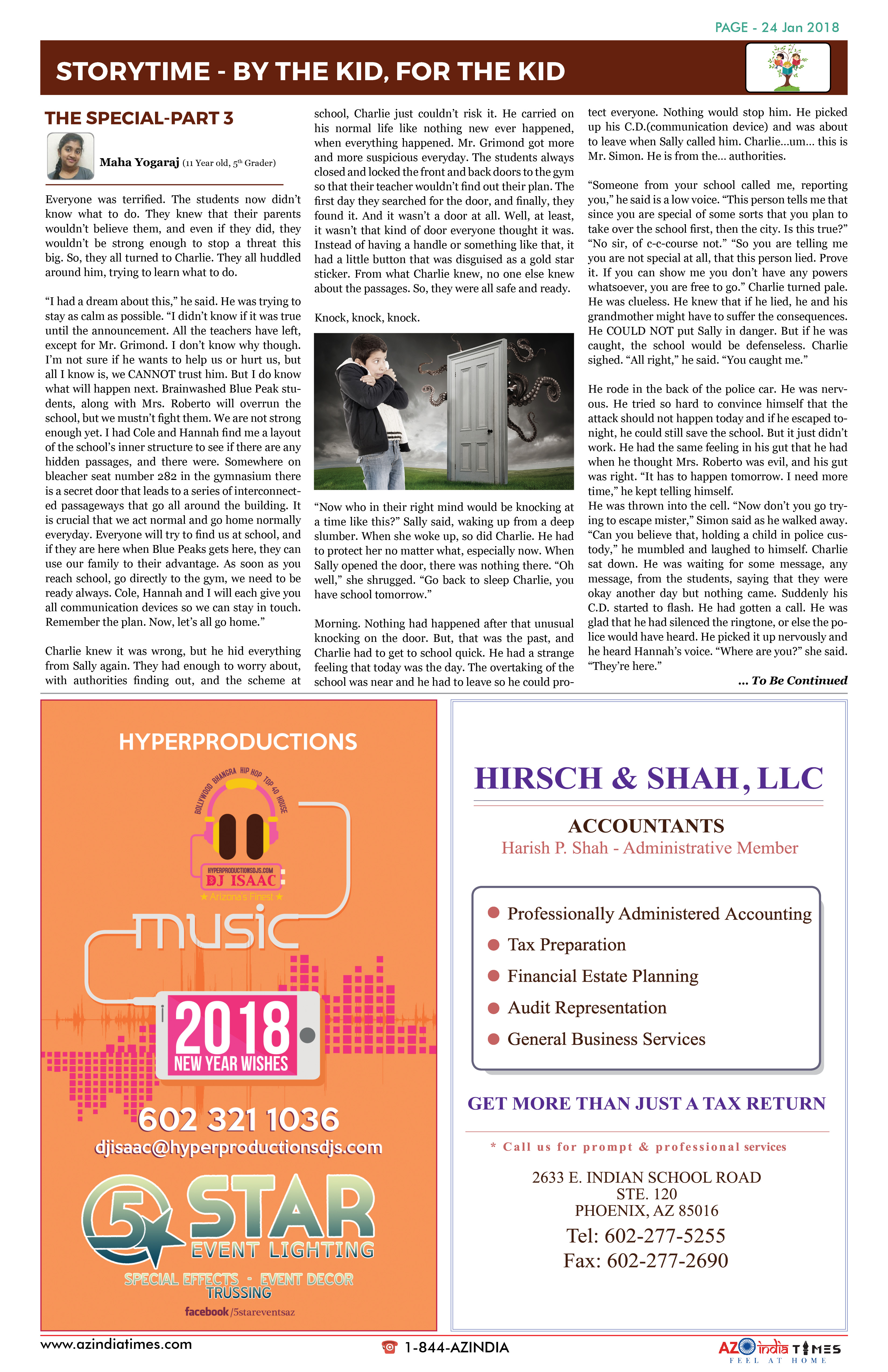 AZINIDA TIMES JANUARY EDITION24