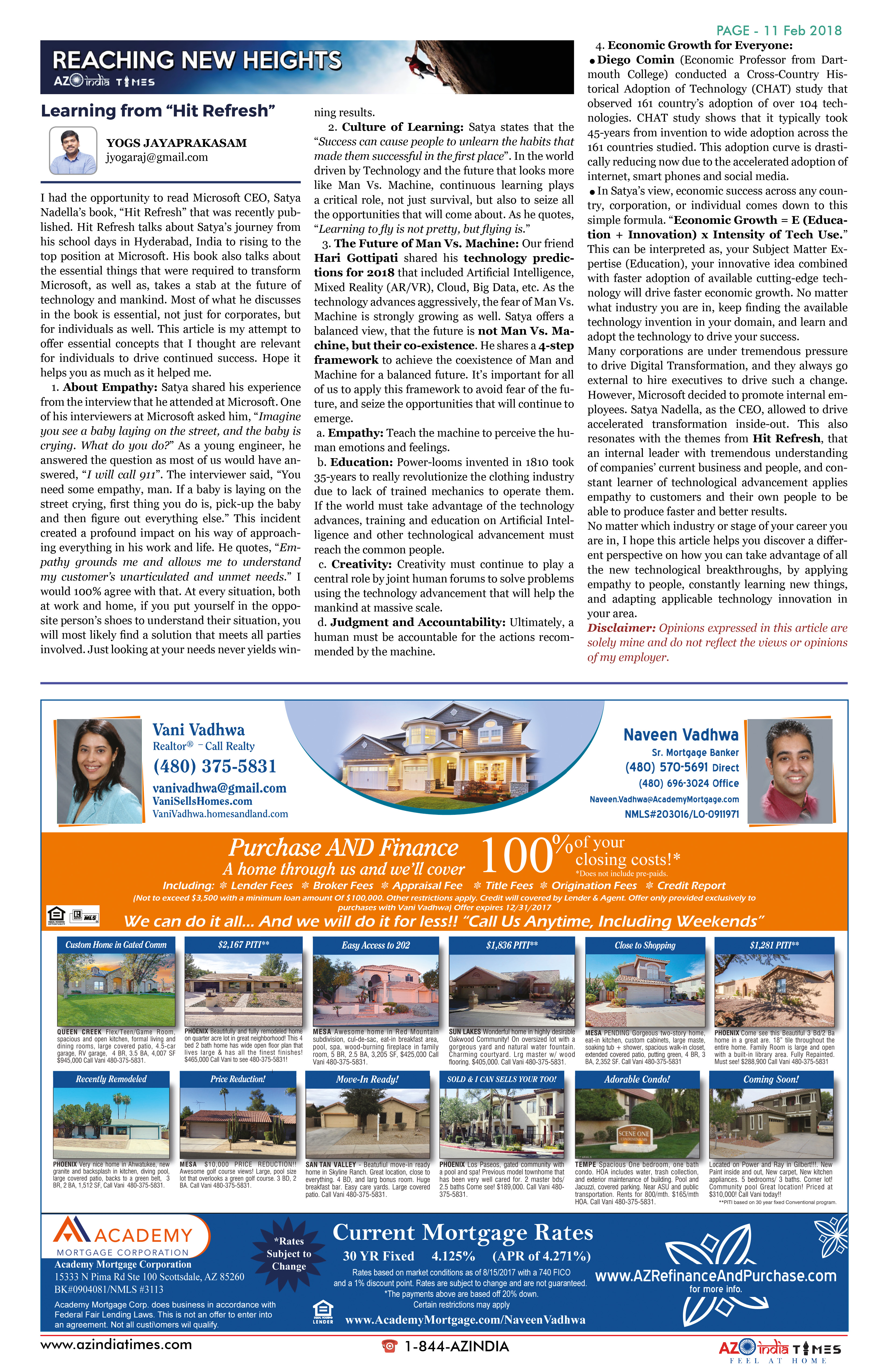 AZINIDA TIMES FEBRUARY EDITION11