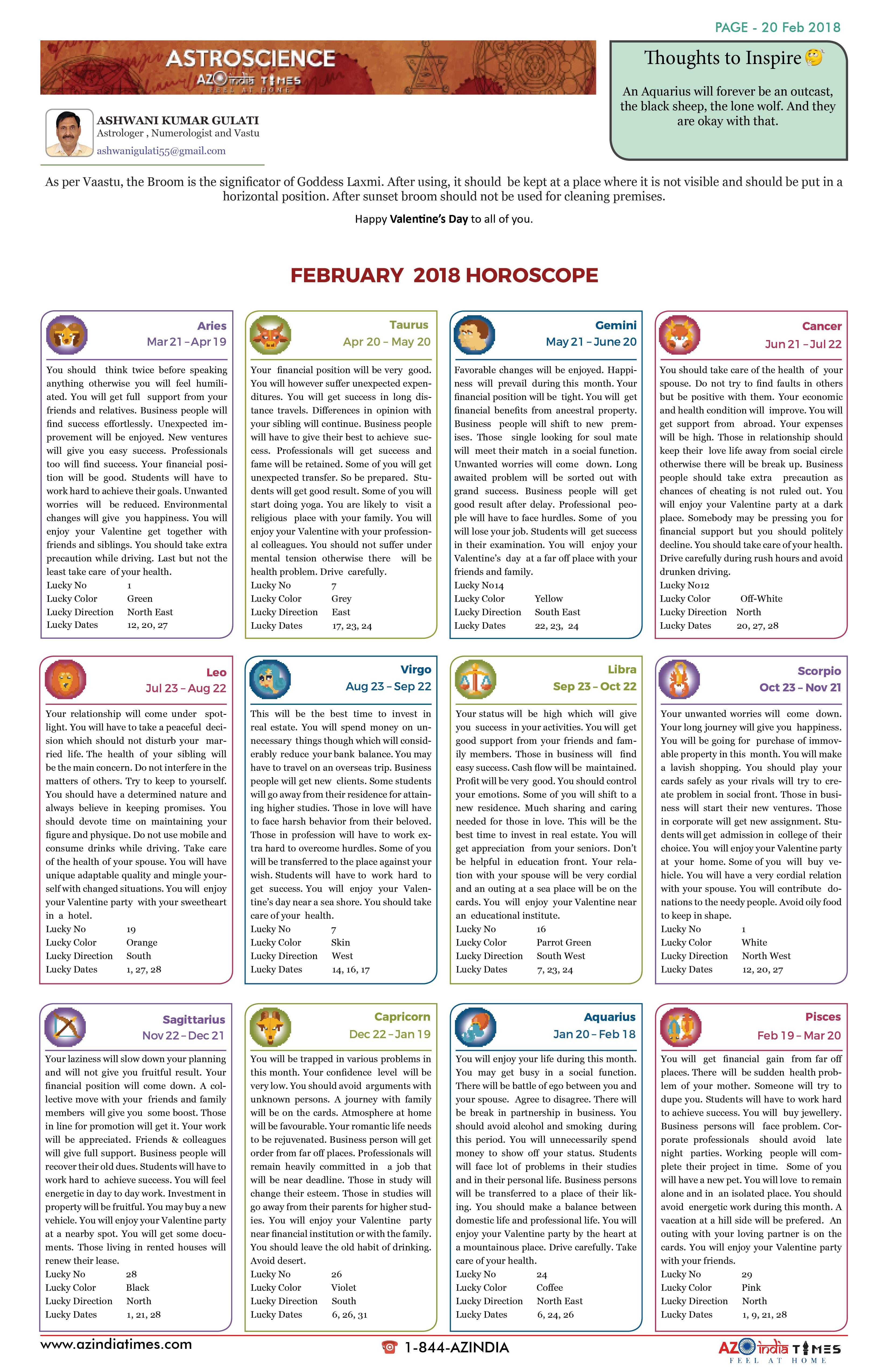 AZINIDA TIMES FEBRUARY EDITION20