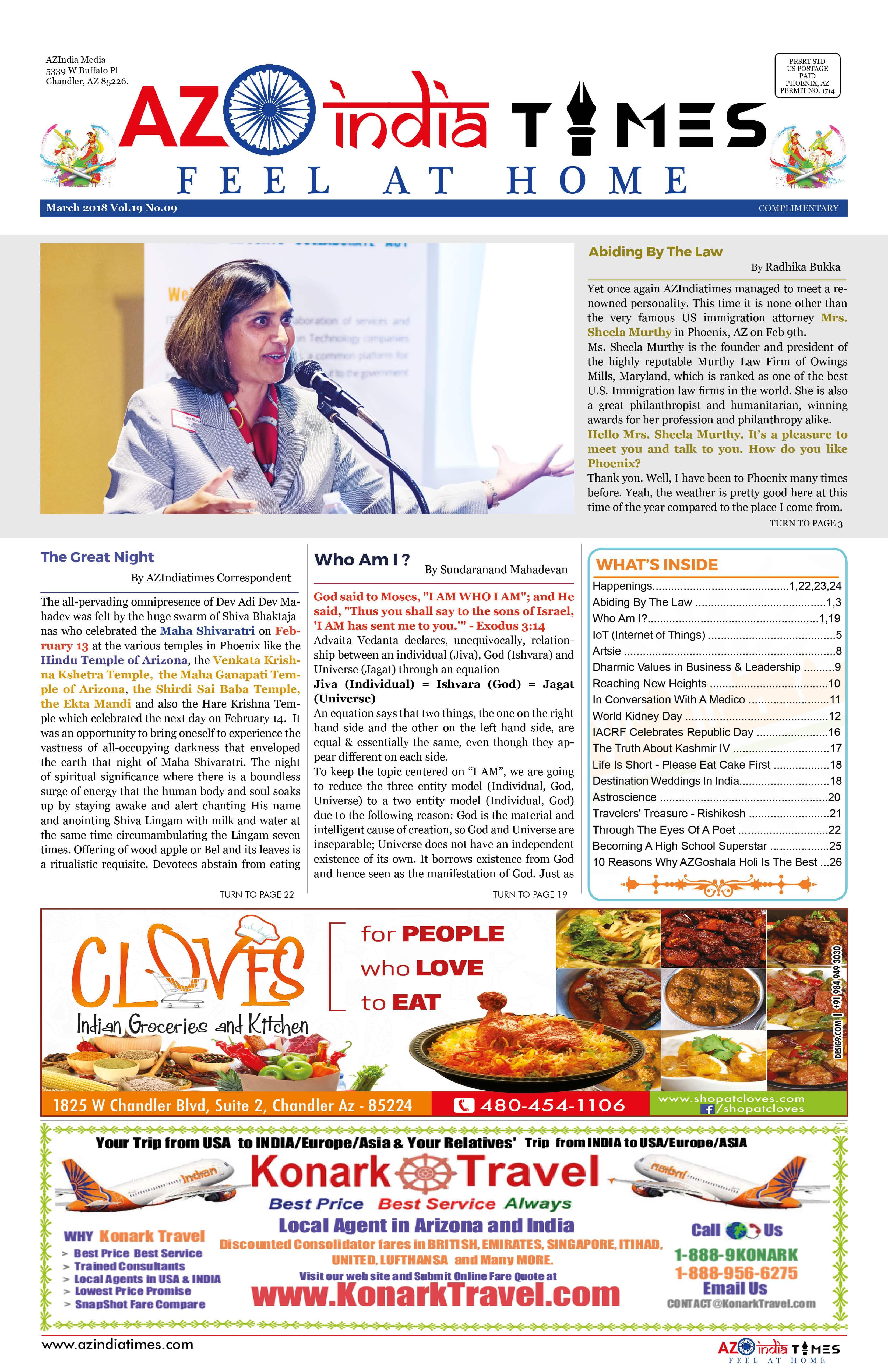 AZ INDIA MARCH EDITION1