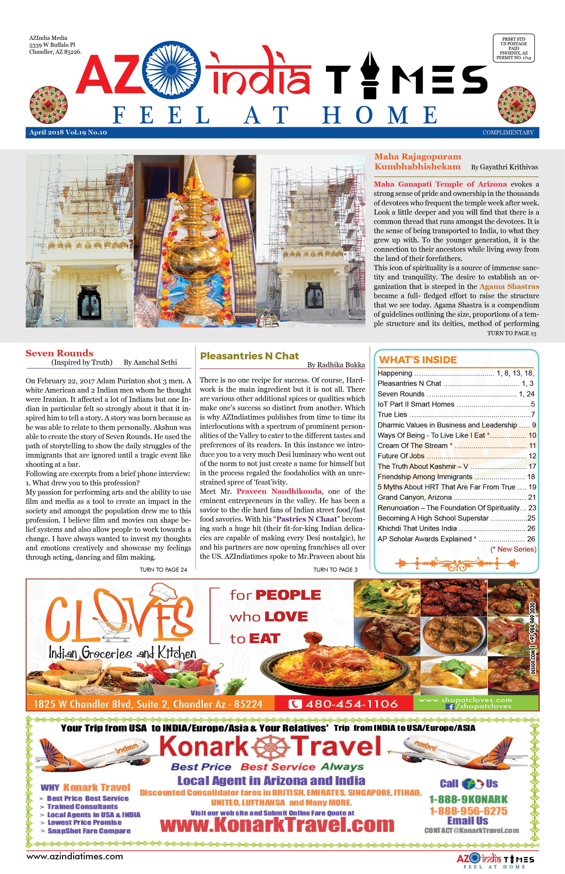 AZ INDIA APRIL EDITION 1