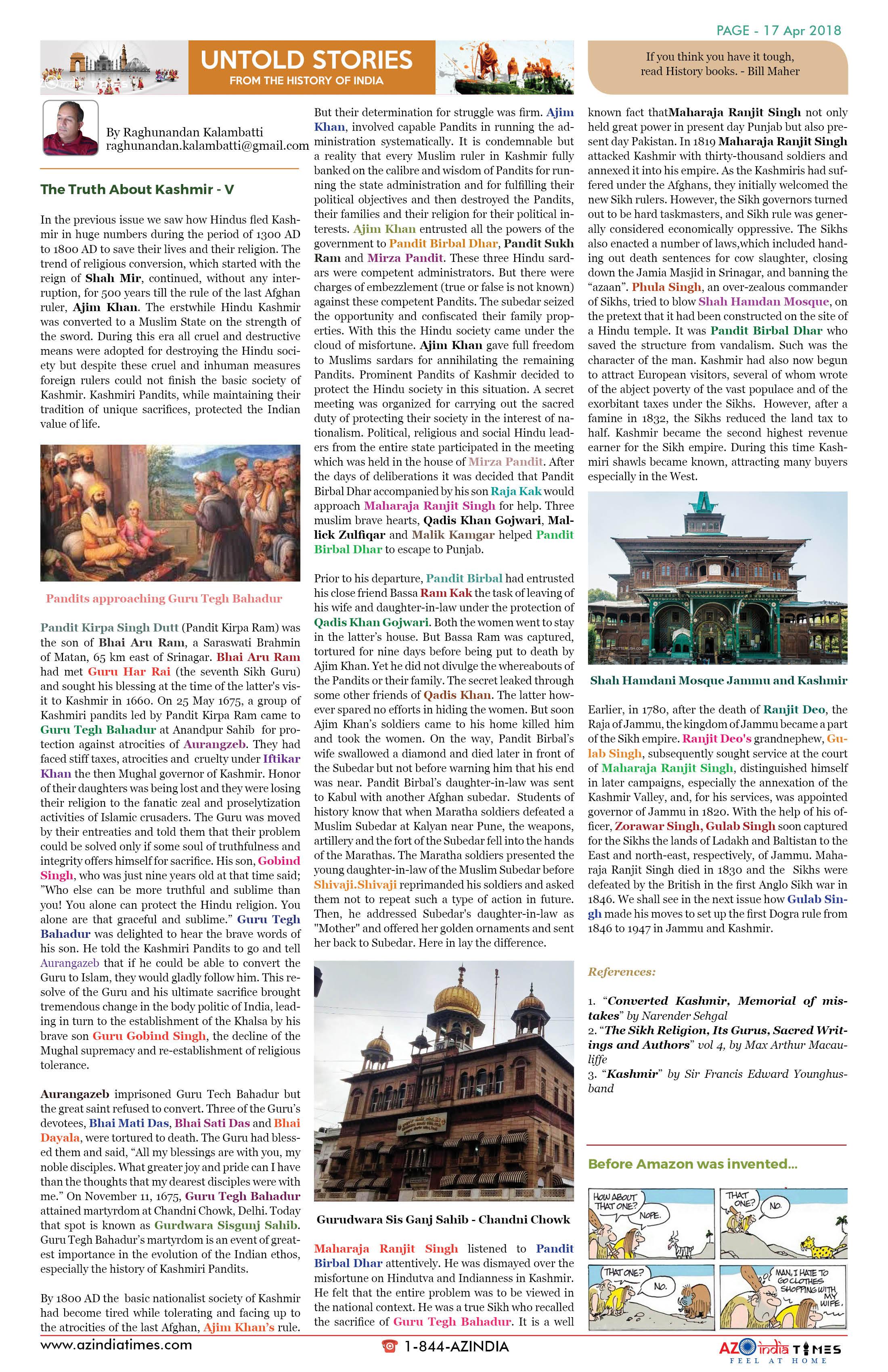 AZ INDIA APRIL EDITION 17