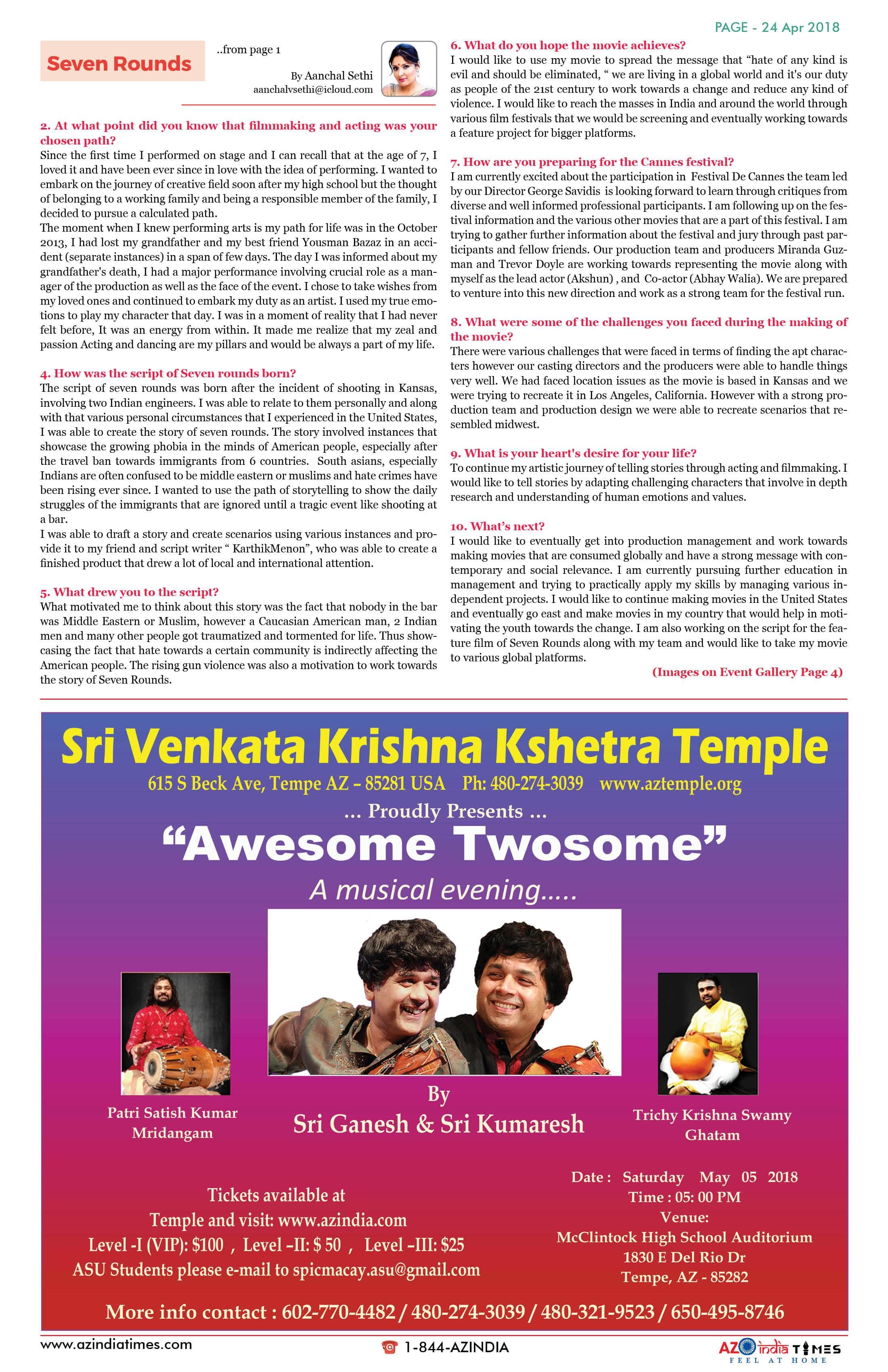 AZ INDIA APRIL EDITION 24