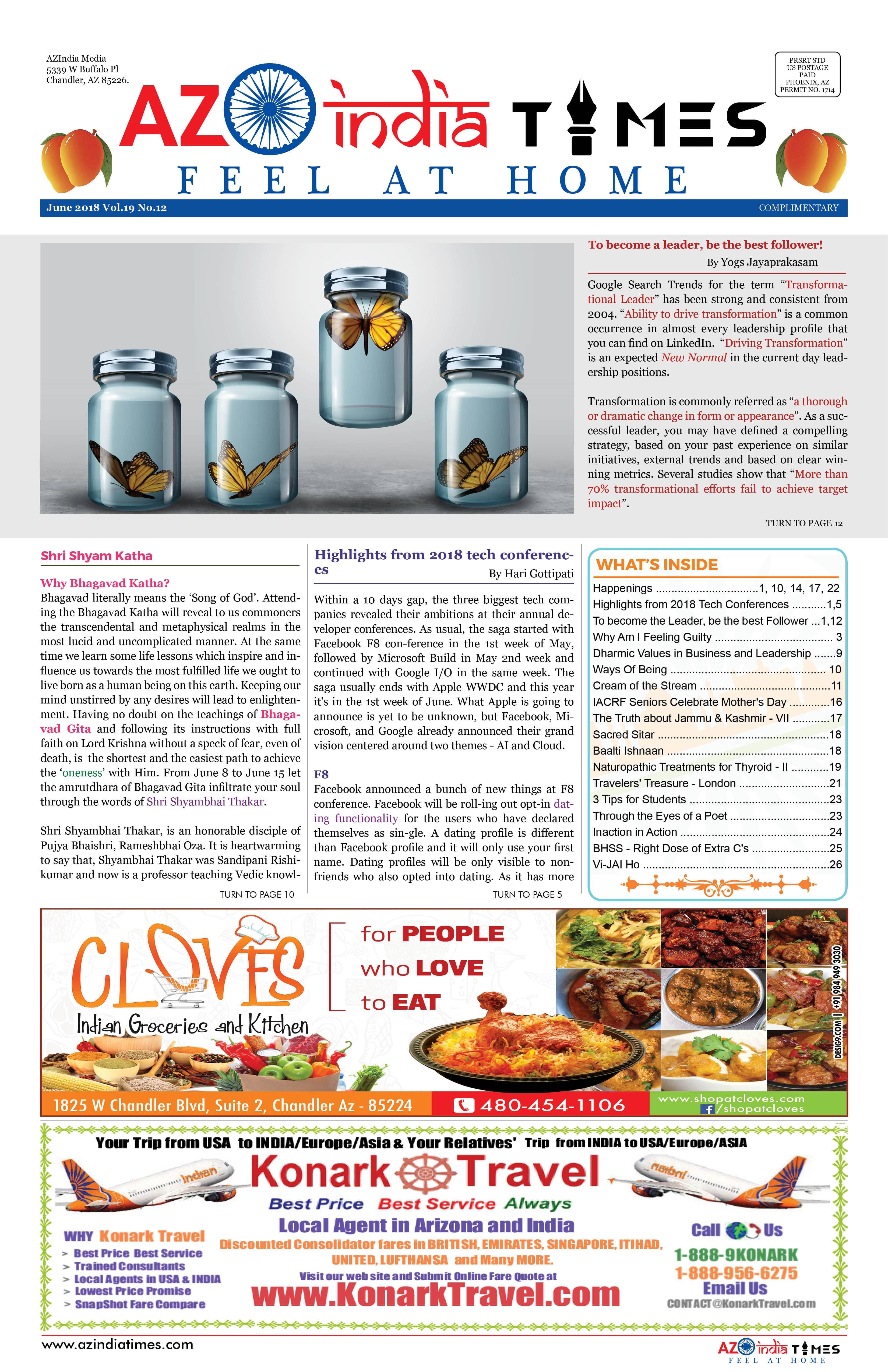 AZ INDIA JUNE EDITION 1