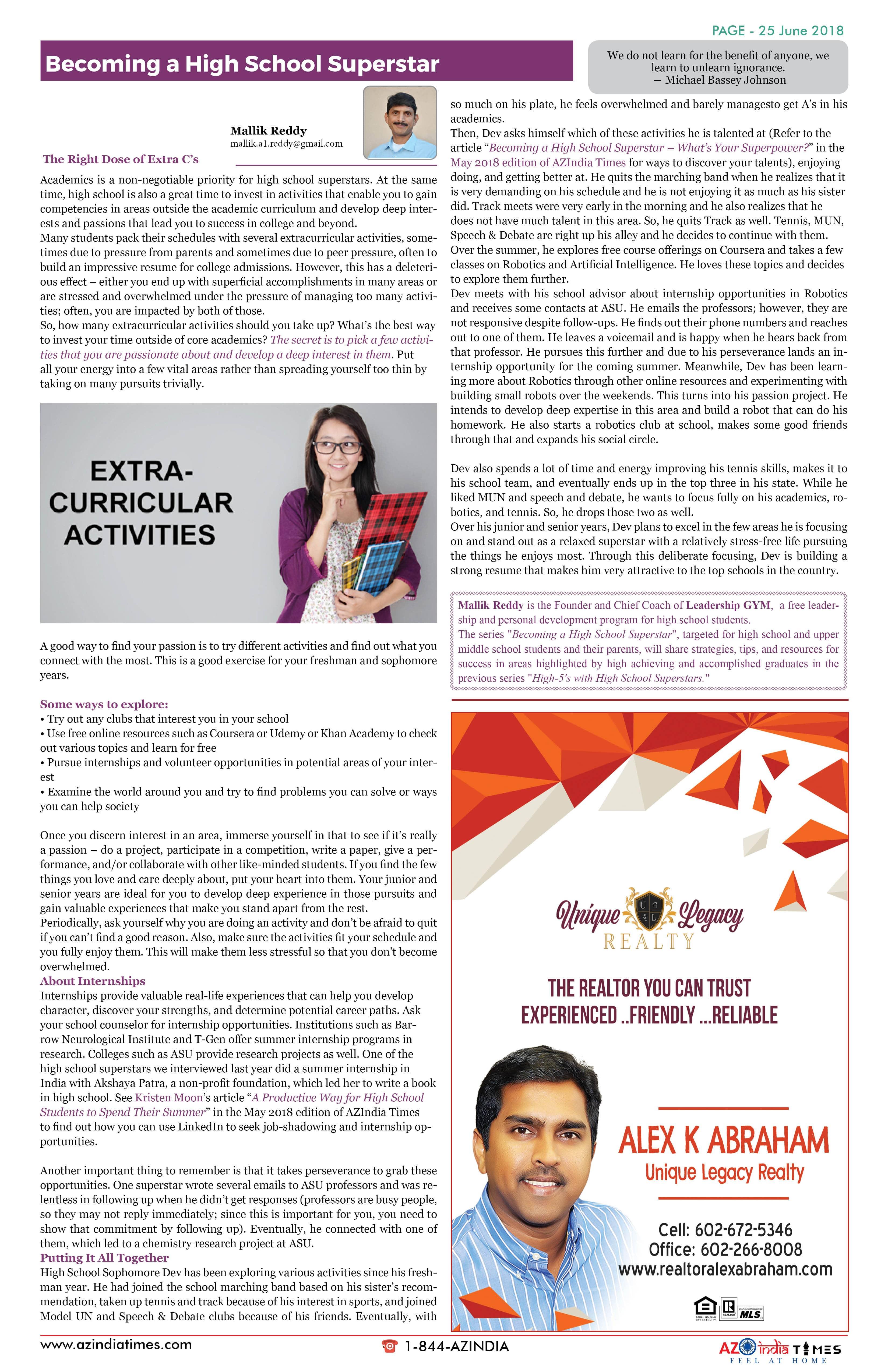AZ INDIA JUNE EDITION 25