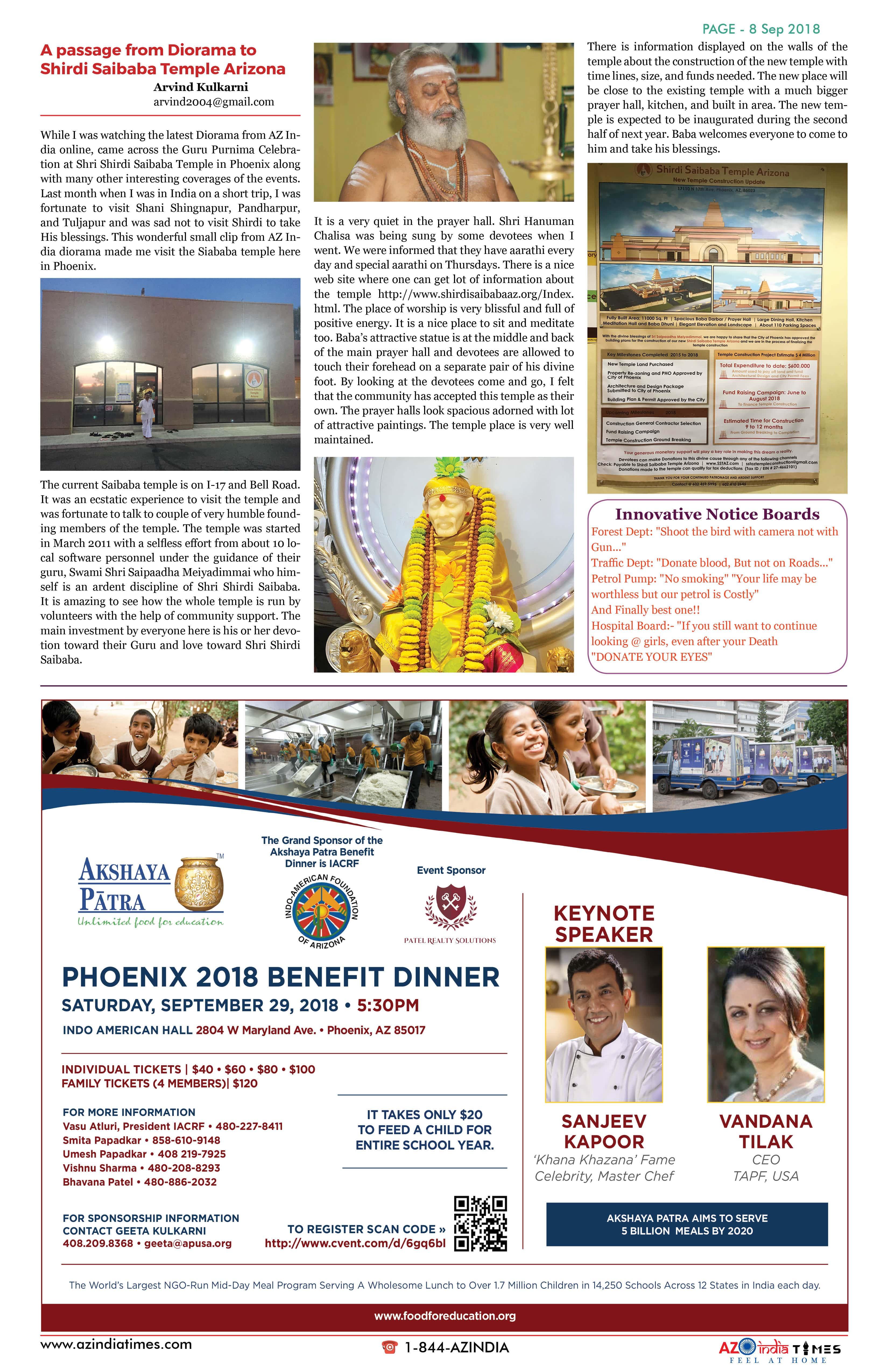 AZ INDIA SEPTEMBER  EDITION 8