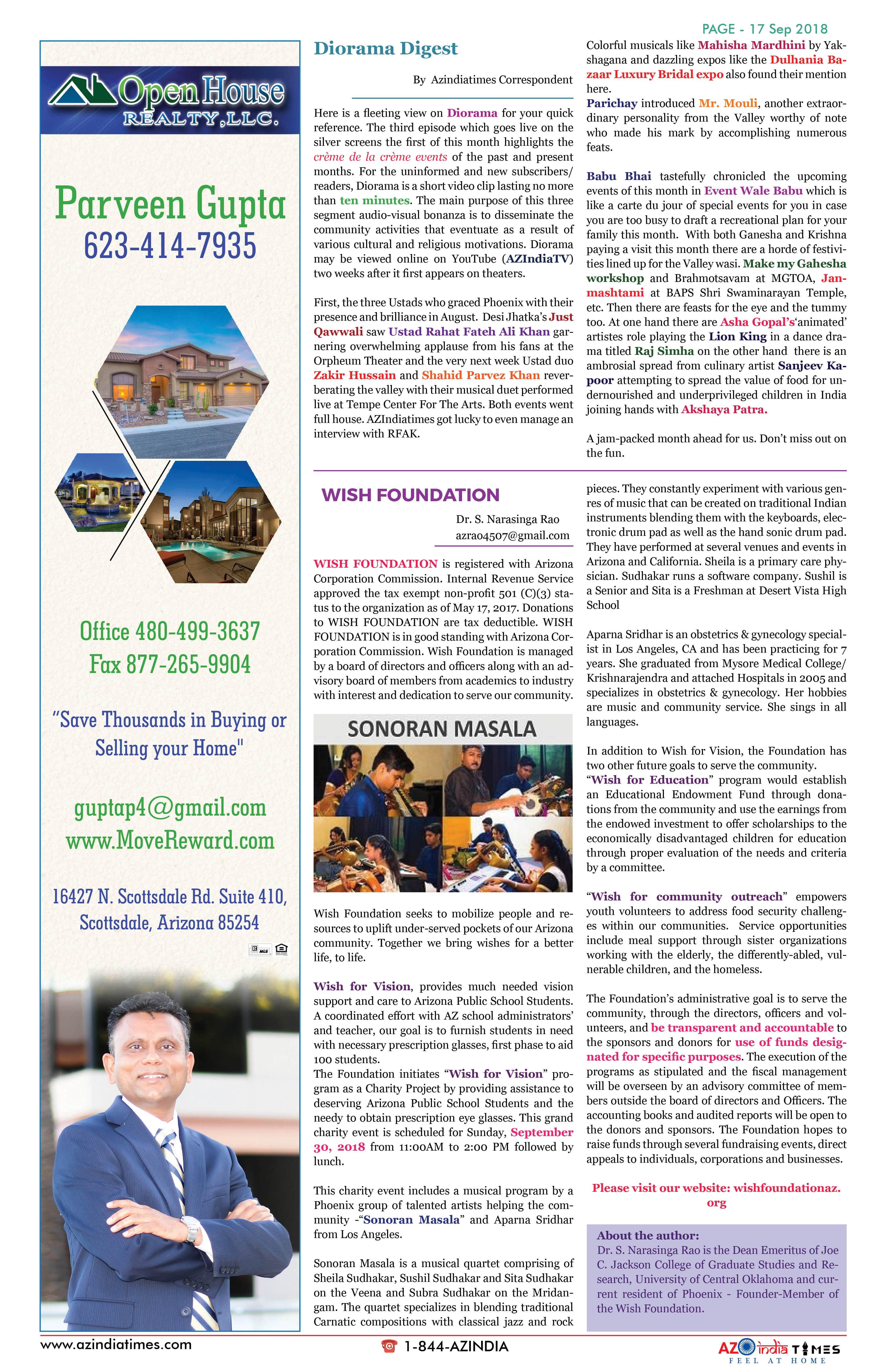 AZ INDIA SEPTEMBER  EDITION 17