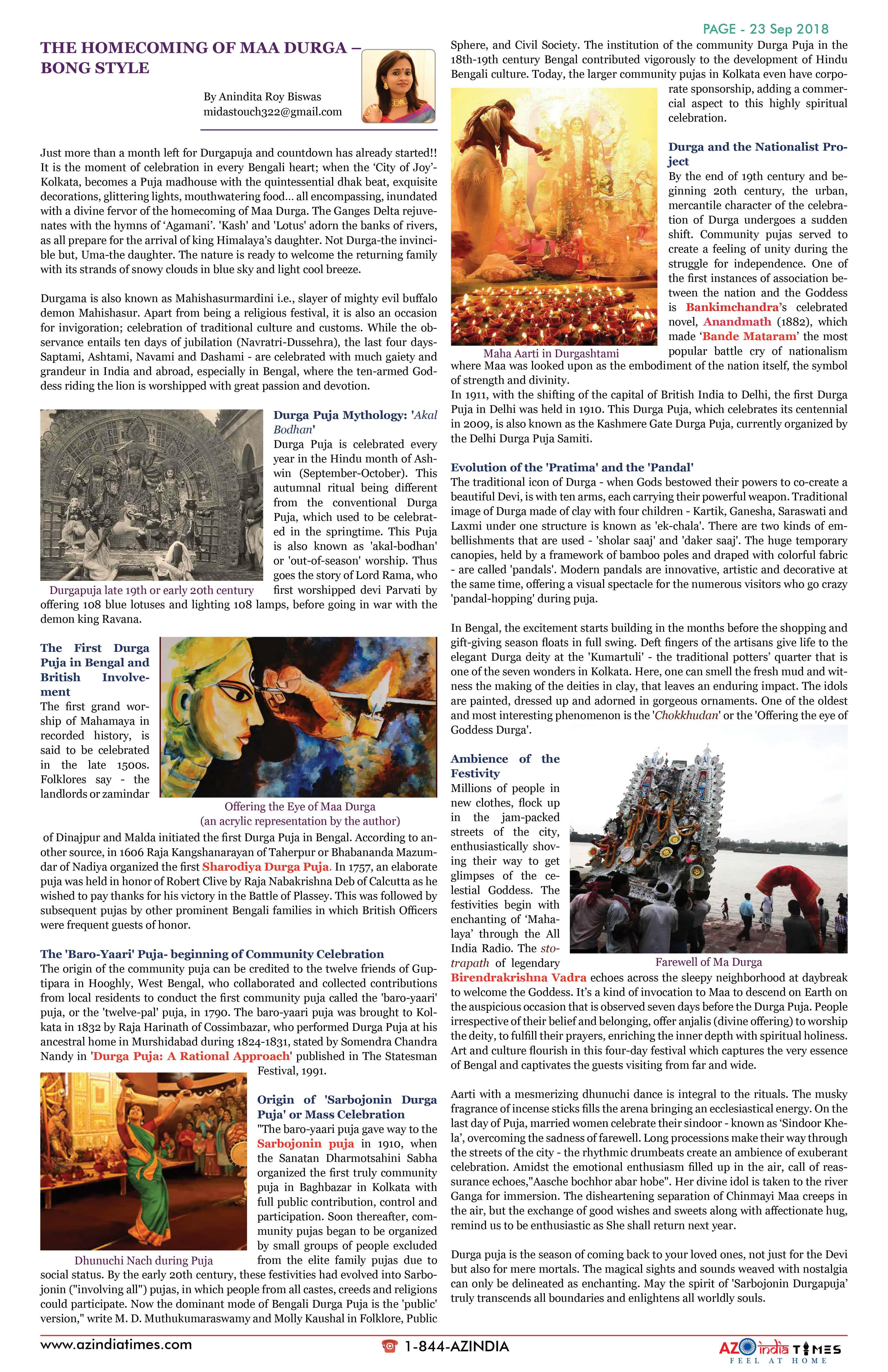 AZ INDIA SEPTEMBER  EDITION 23