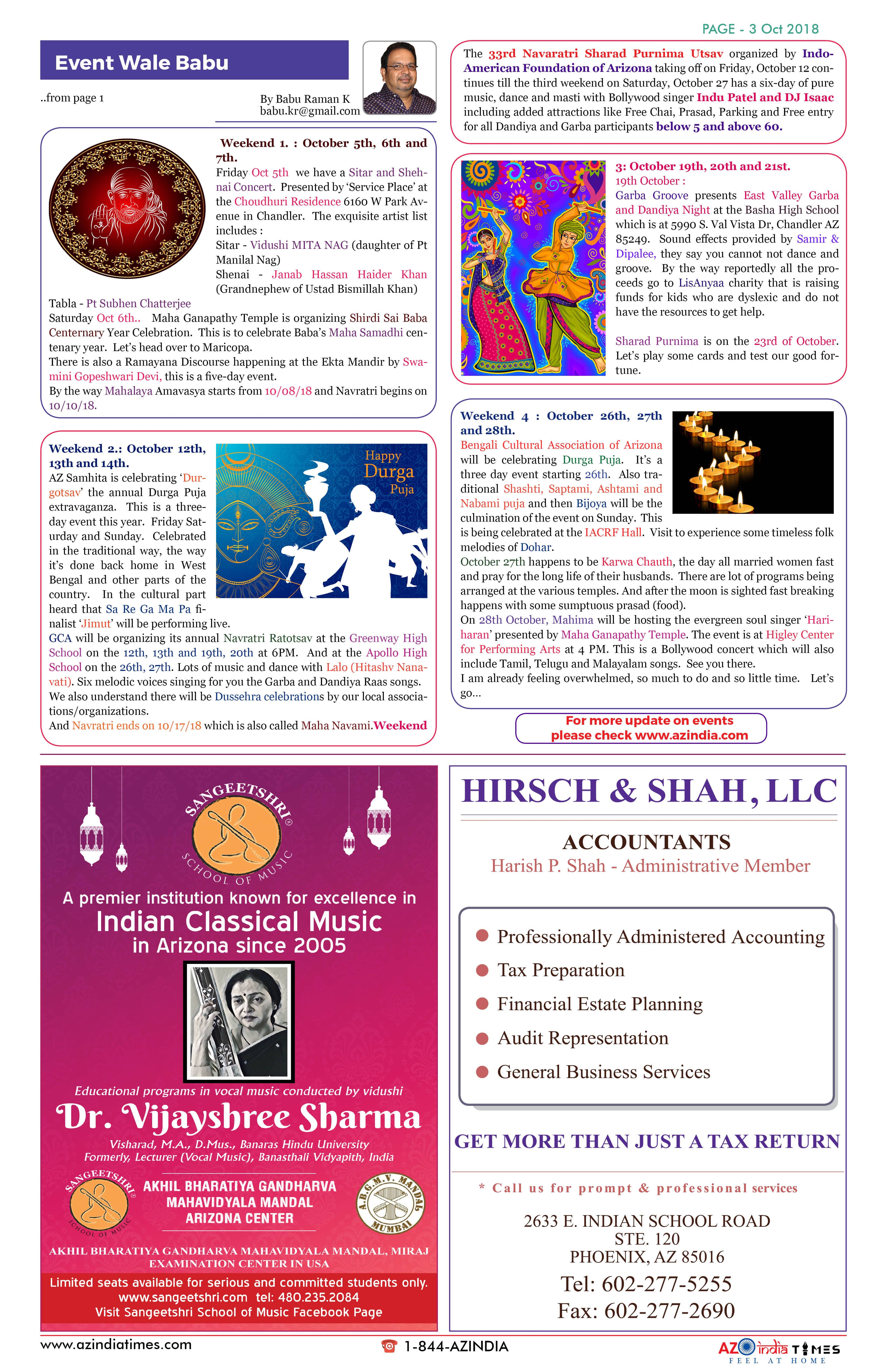 AZINDIA TIMES OCTOBER EDITION3