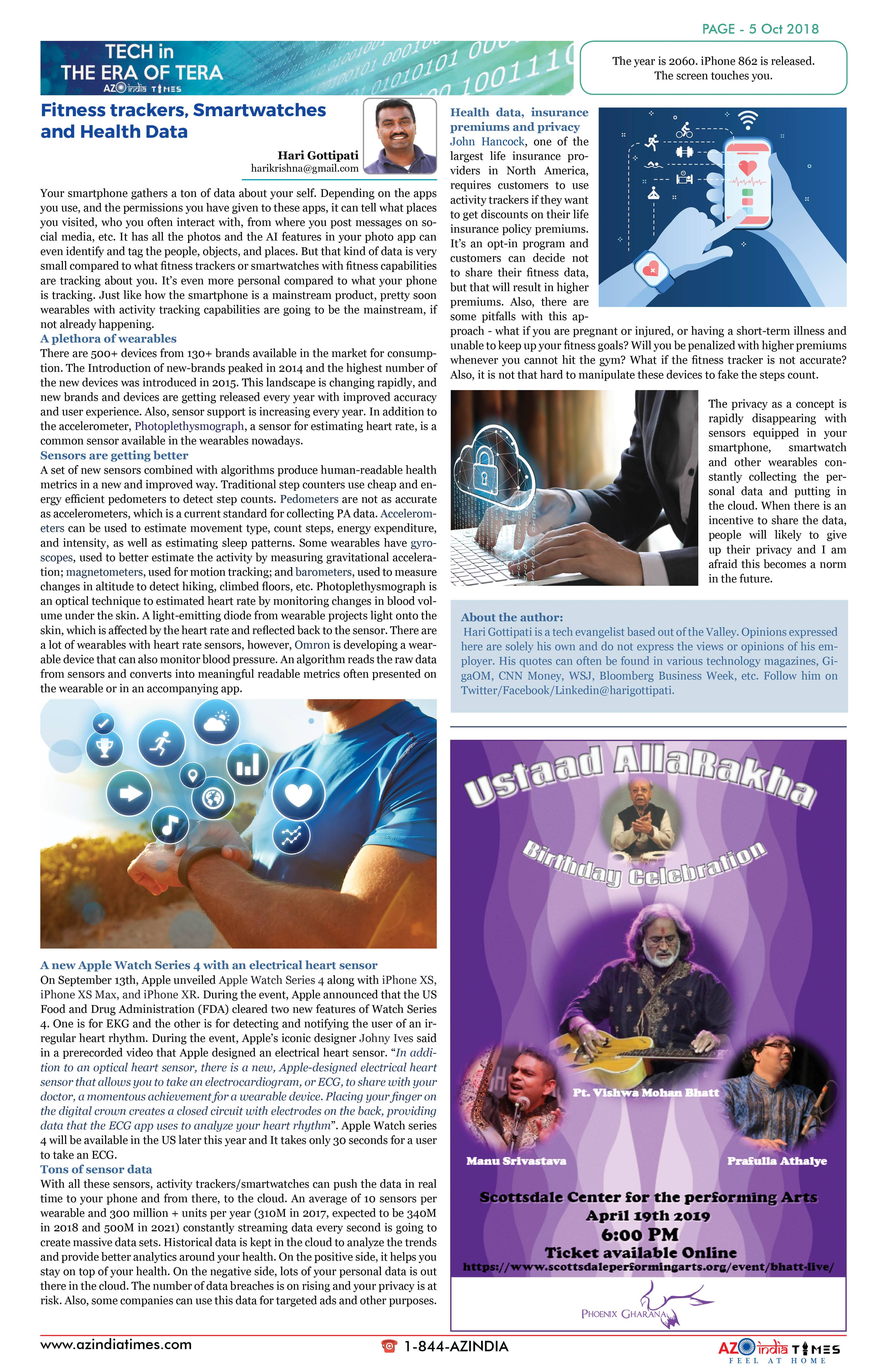 AZINDIA TIMES OCTOBER EDITION5