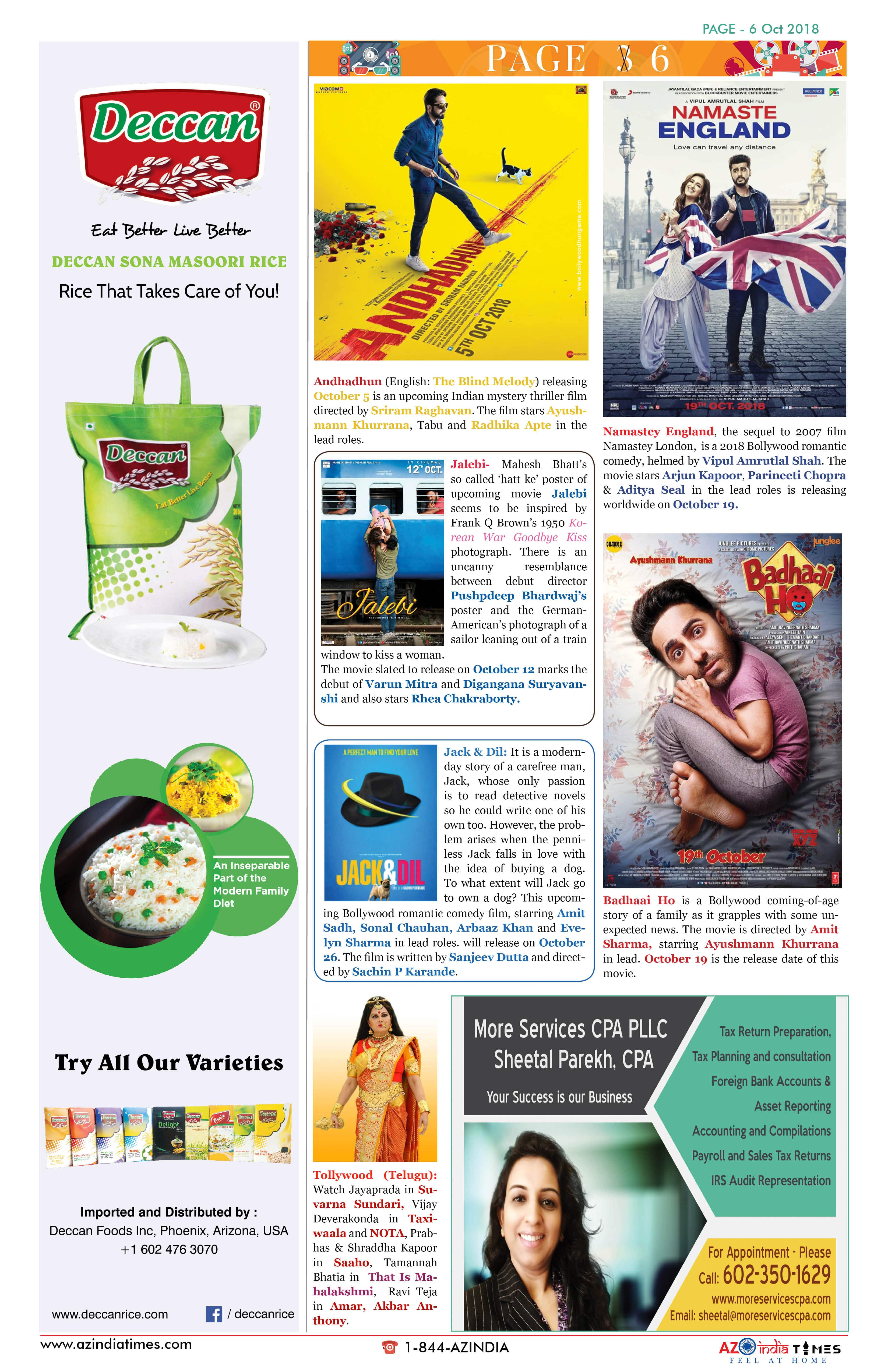 AZINDIA TIMES OCTOBER EDITION6