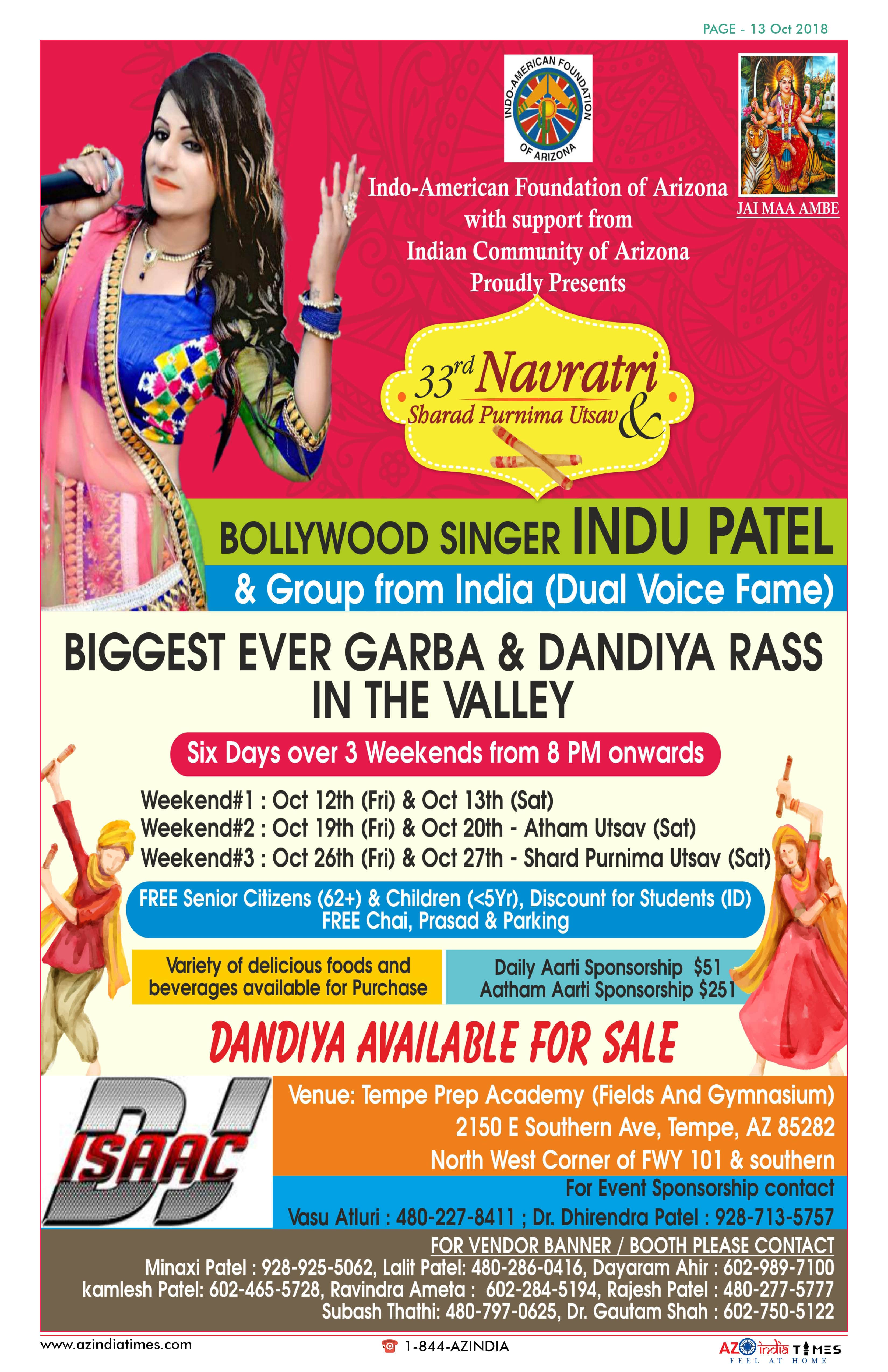 AZINDIA TIMES OCTOBER EDITION13