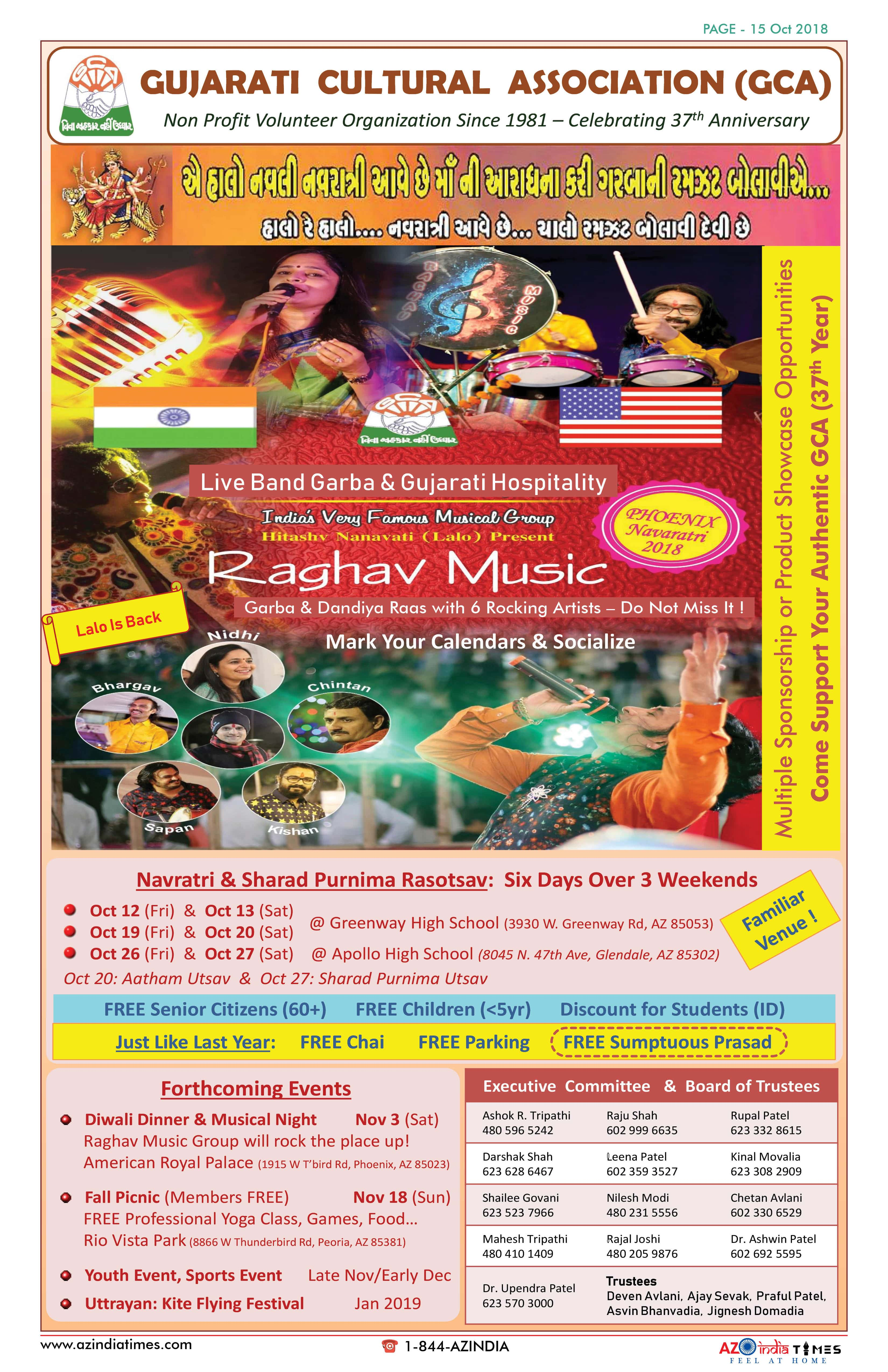 AZINDIA TIMES OCTOBER EDITION15