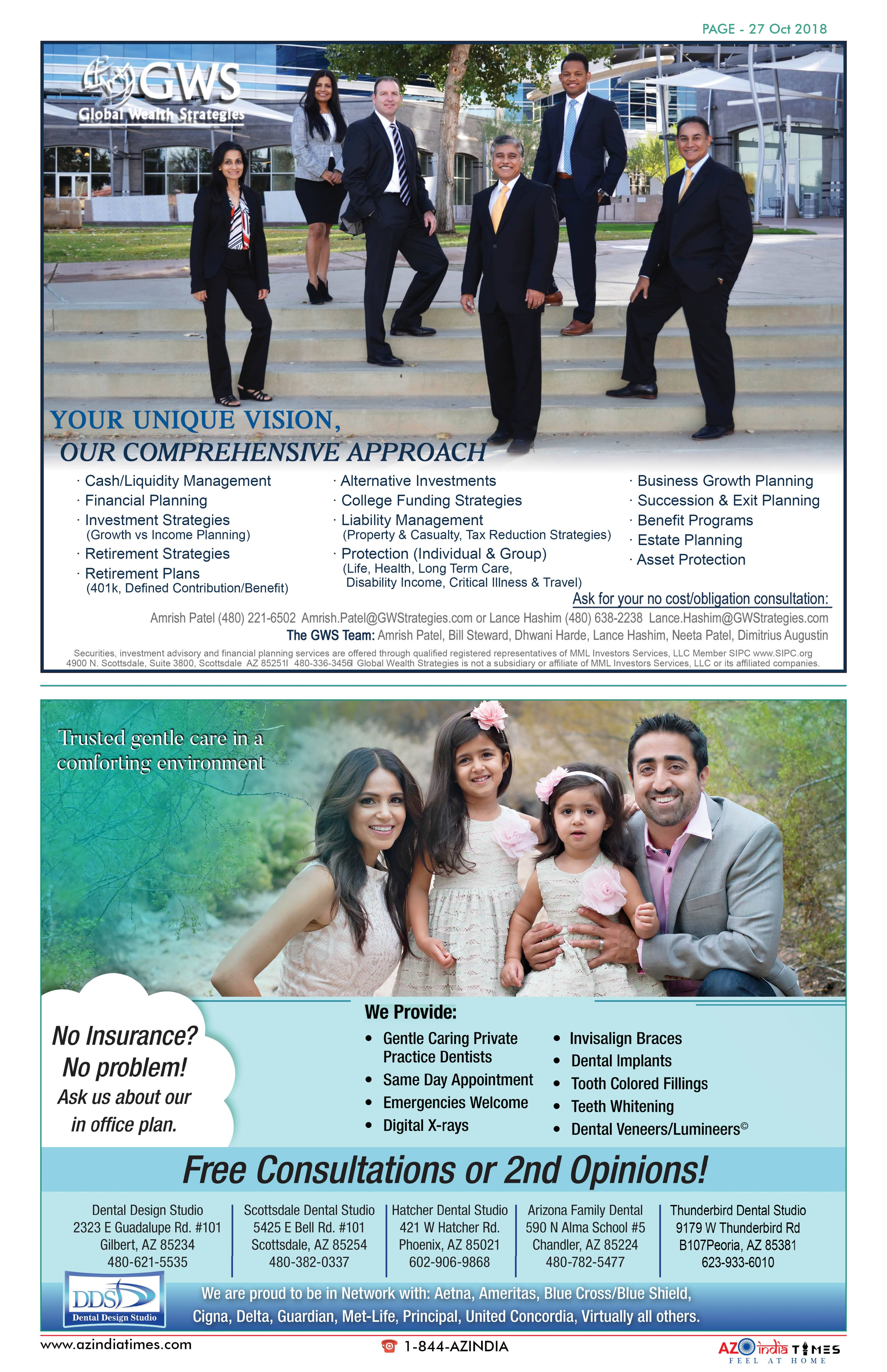 AZINDIA TIMES OCTOBER EDITION27