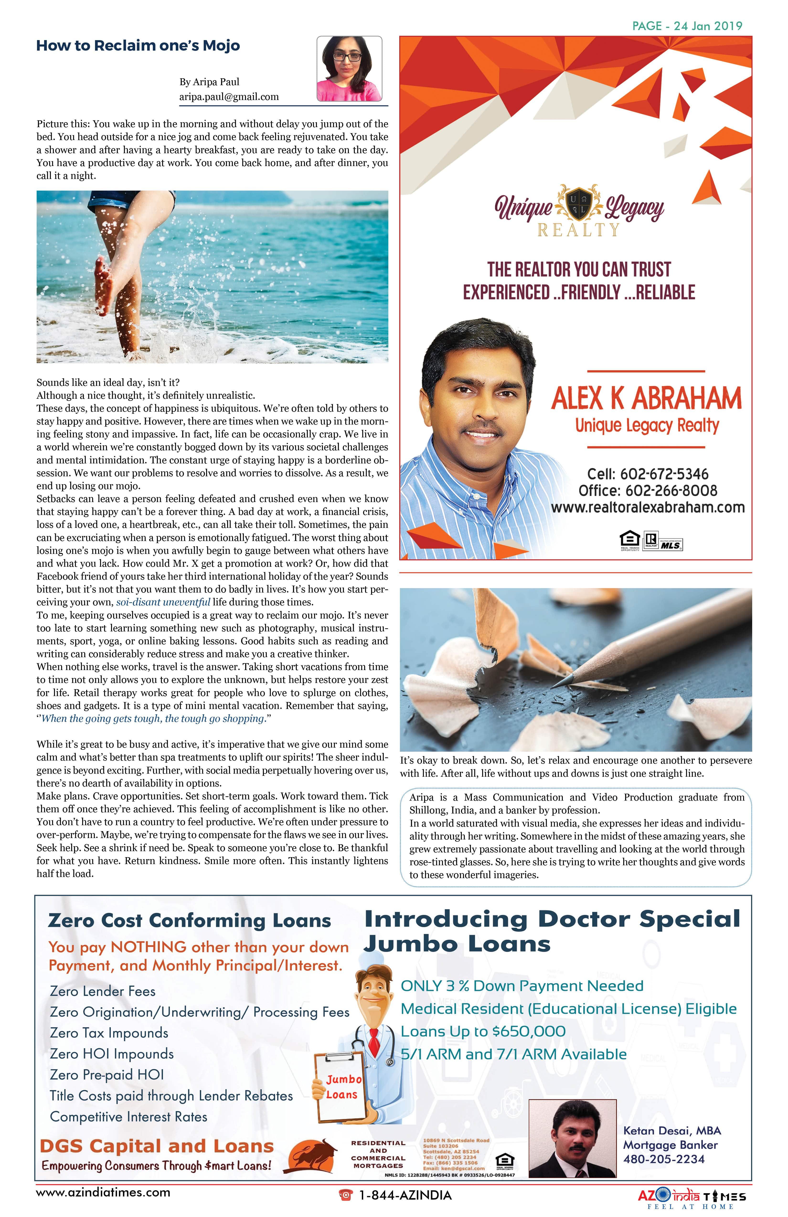 AZ INDIA JANUARY 24